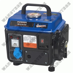 2.0HP Portable Generator with Long Lifespan, Reduces Fuel Consumption