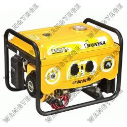 Single-phase Gasoline Generator, Reduces Fuel Consumption