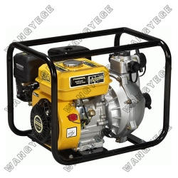 2-inch High Pressure Water Pump Set with Gasoline Engine and 6.5PS Maximum Output