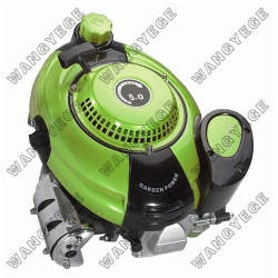 5.0HP Gasoline Engine with Single Cylinder and 8.5:1 Compression Ratio