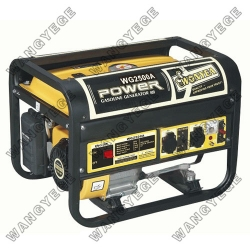 Gasoline Generator with 15L Fuel Tank Capacity and 12V/8.3A Output