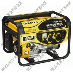 Single-phase Gasoline Generator with 2.0kW Rated Output and Electric Starting System
