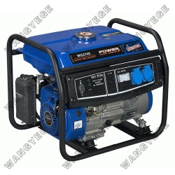Gasoline Generator with Self-excitation and Constant Voltage Mode