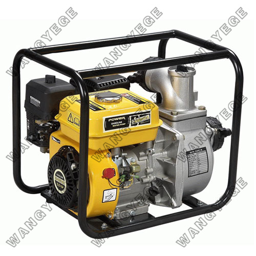 2-inch Self-priming Water Pump Set with 4-stroke Engine, Compact and Lightweight