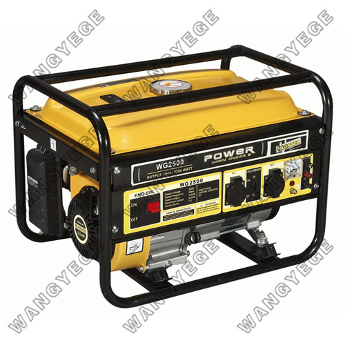 Gasoline Generator with WE168F/WE168FE Engine and 15L Fuel Capacity