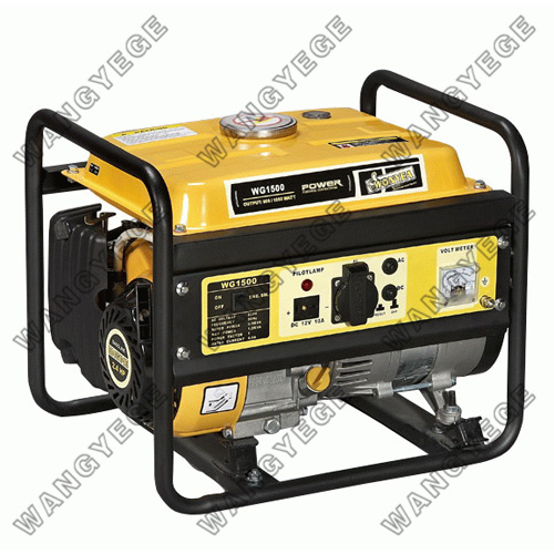 Gasoline Generator with 1kW Rated and 1.5kW Maximum Output