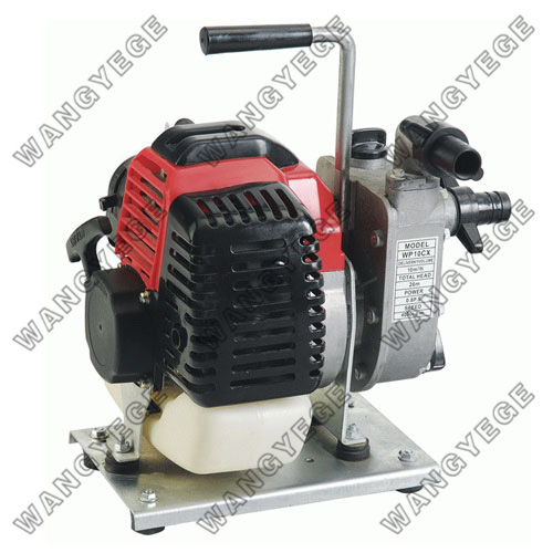 1-inch Water Pump Set with 7m3/h Displacement and 22m Lift Pump