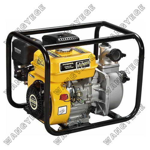 1.5-inch Self-priming Water Pump Set with 21m3/h Displacement