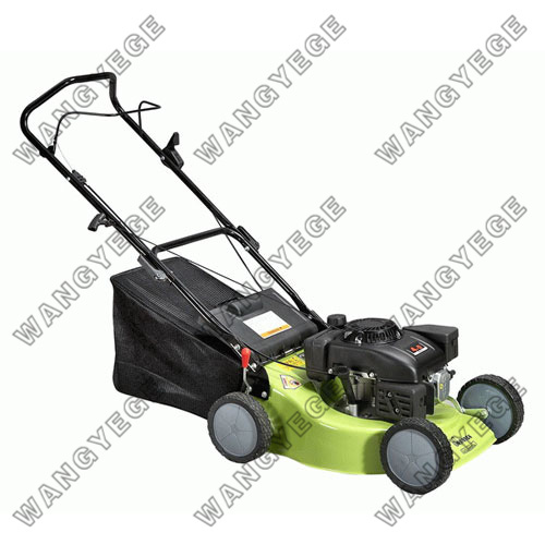 Lawn Mower with Push Type, Steel and Ardal Deck, Straight or Swing Blade,19inches