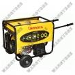 Single Phase Gasoline Generator with 5kW Rated Output and 60/50Hz Frequency