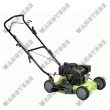 18-inch Lawn Mower with Push Type, Steel Deck and Straight Blade