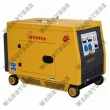 Diesel Generator, Circuit Breaker Protects Overload Operation