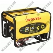 Single Phase Gasoline Generator with 2.5kW Rated Output, Single Phase and AVR