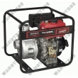 4-inch 9.0PS Water Pump Set with Diesel Engine and 85m3/h Displacement